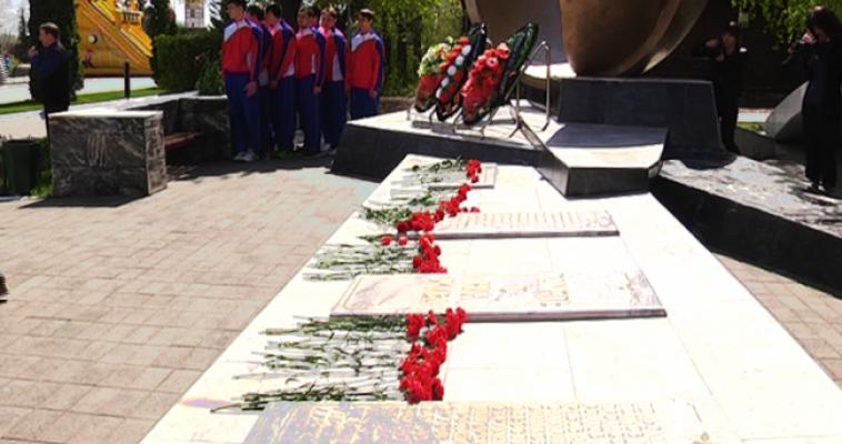 Воинам-спортсменам посвящается: на Центральном стадионе восстановили мемориал