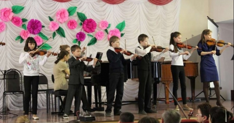 «Играем вместе», фестиваль объединивший музыкантов
