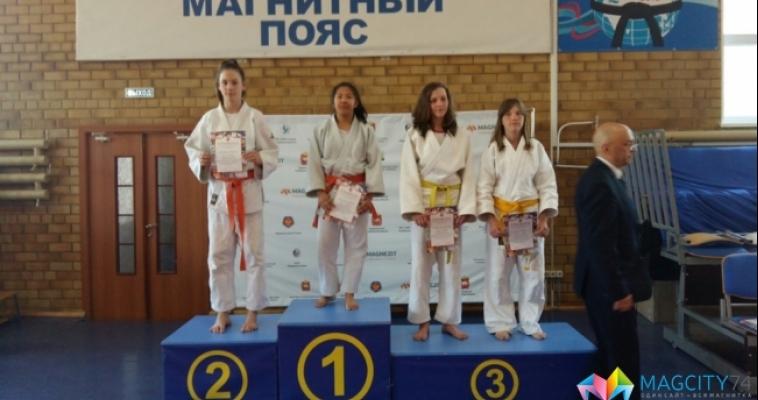 Магнитогорцы привезли семь медалей из Челябинска
