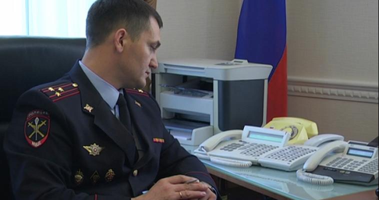 Диалог с начальником полиции. Сегодня Сергей Богдановский ответил на звонки горожан