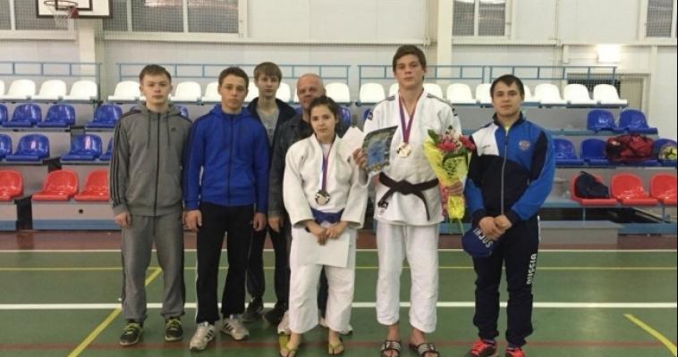 Магнитогорские дзюдоисты привезли из Рязани две медали