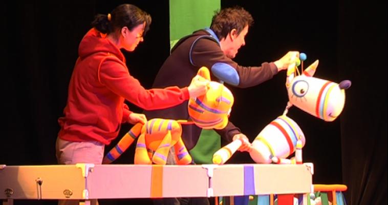 «Хочу быть отважным!» В театре куклы и актера «Буратино» грядет премьера