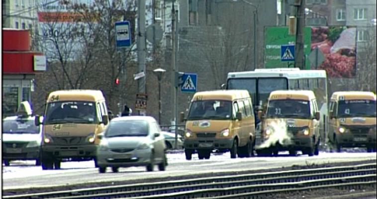 Более полусотни водителей «маршруток» были оштрафованы за лишних пассажиров