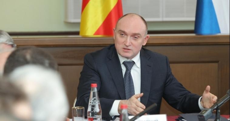 Дубровский ухудшил позиции в «национальном рейтинге» губернаторов