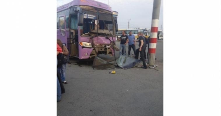 Официальная информация о ДТП с рейсовым автобусом