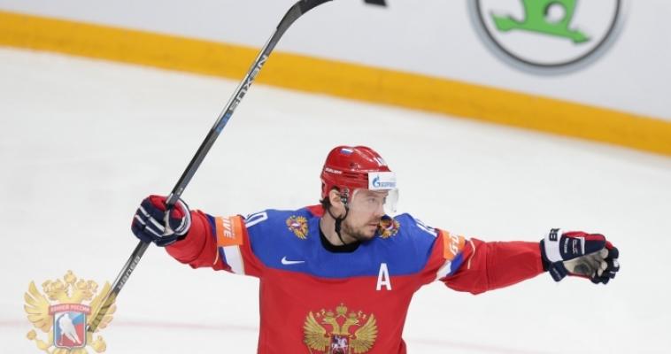 У сборной России «бронза»: хоккеисты прокомментировали свою игру