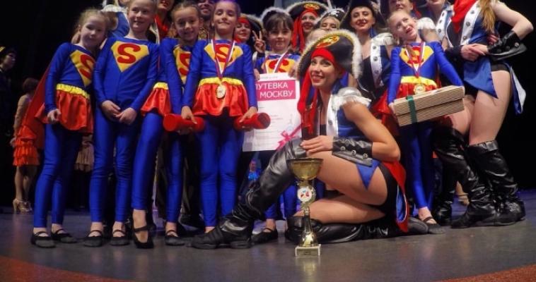Магнитогорский фитнес-инструктор победила на  IV Фитнес-Олимпиады 2016