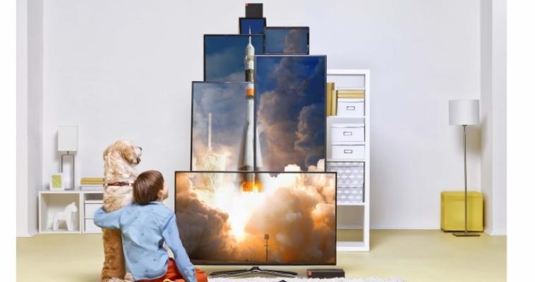 Три устройства для ТВ