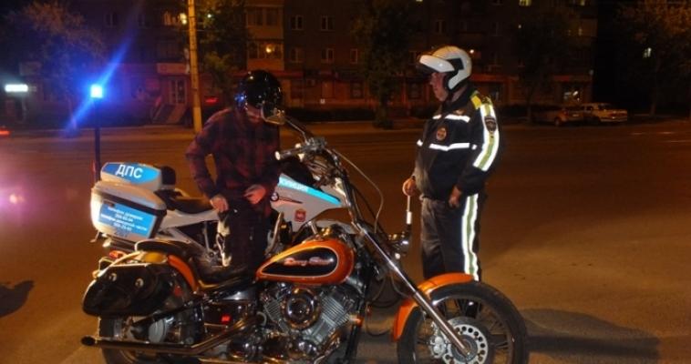 Полицейские подвели итоги оперативно-профилактического мероприятия «Ночь»
