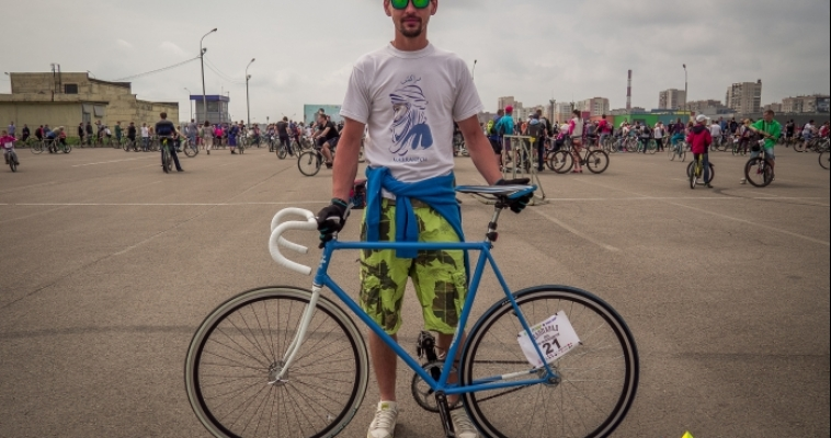 Magcity74.ru отыскал самых ярких участников Велопарада-2016