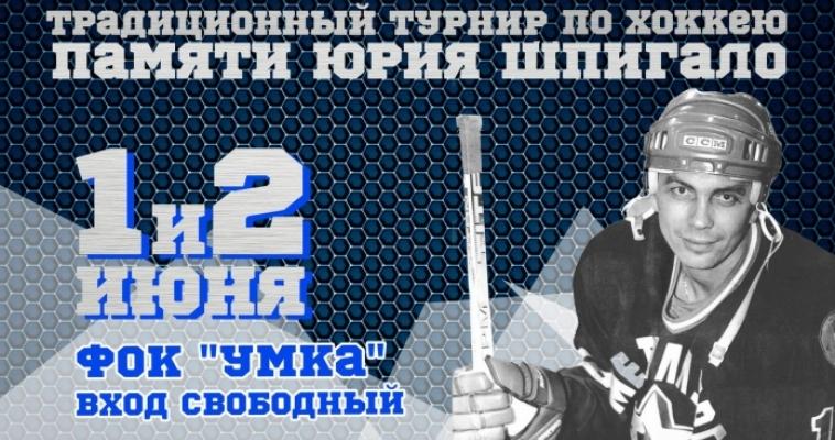 Хоккеисты «Металлурга» сыграют в любительских командах на турнире памяти Шпигало