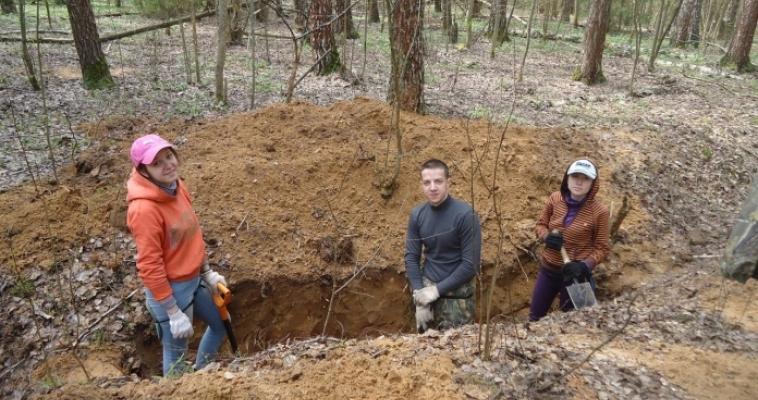 Магнитогорские поисковики нашли останки защитника Родины, погибшего под Смоленском