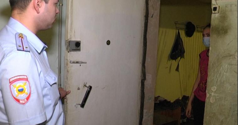 В Ленинском районе проверили неблагополучные семьи