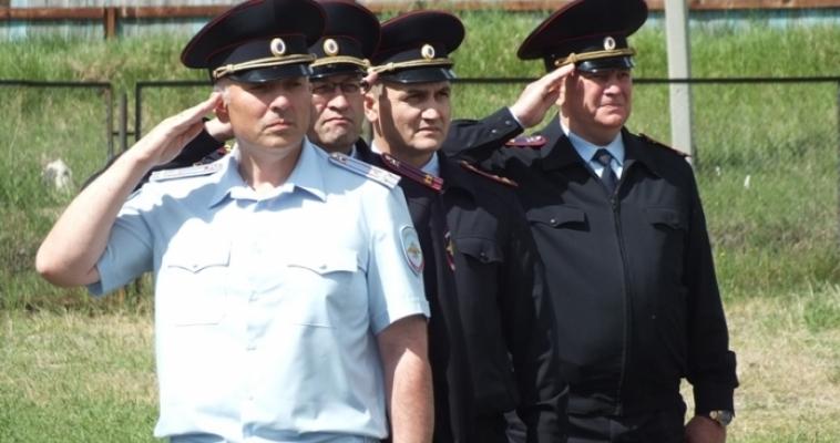 Магнитогорские полицейские провели первый этап ХХХ Мемориала имени В.Т. Масленникова