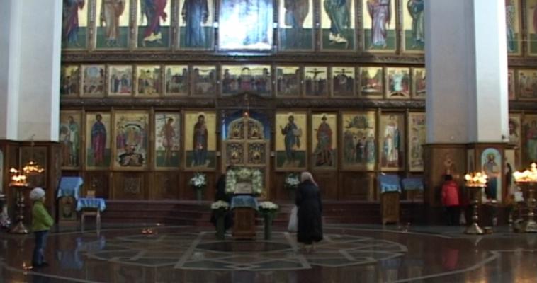 В магнитогорском соборе пройдёт торжественное богослужение в последний день жизни Христа