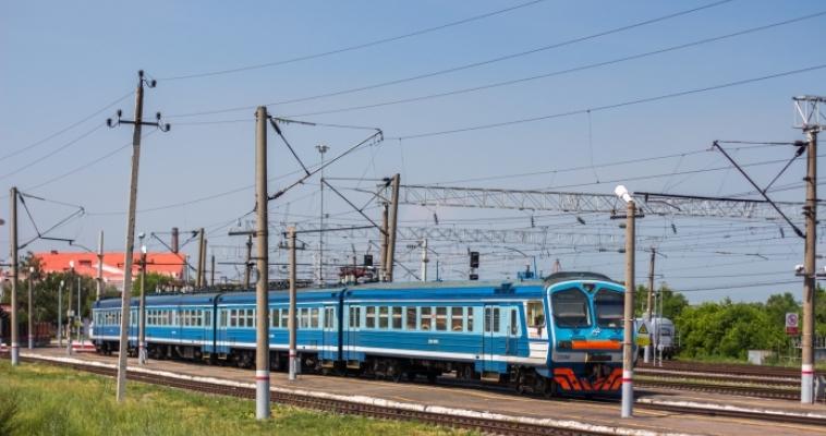 Полицейские проверили, есть ли незаконная торговля в поездах