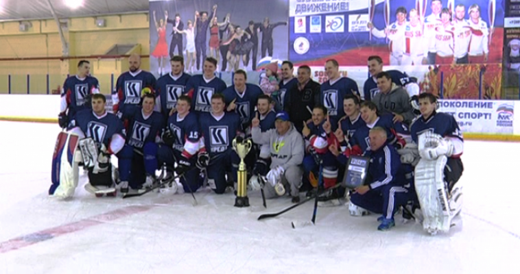 В память о товарище и для друзей. В очередной раз в Магнитогорске прошел необычный турнир по хоккею памяти Юрия Шпигало