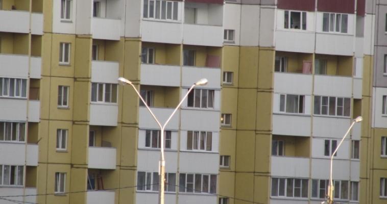 В мае выросли темпы ввода жилья