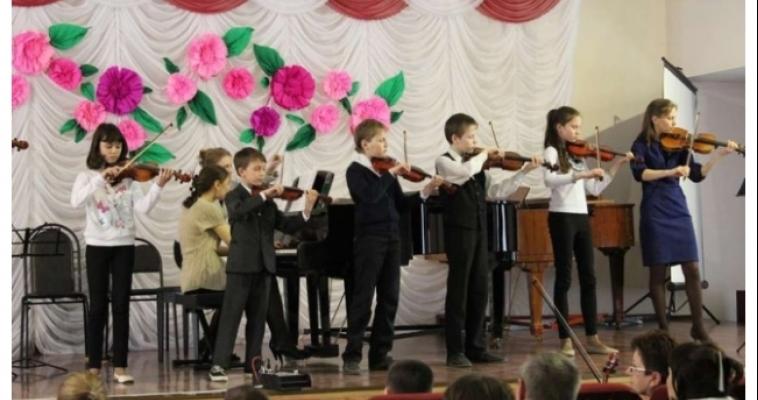 Магнитогорцы чаще стали отдавать детей в музыкальные школы и школы искусств