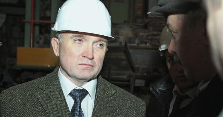 Борис Дубровский на втором месте среди губернаторов УрФО
