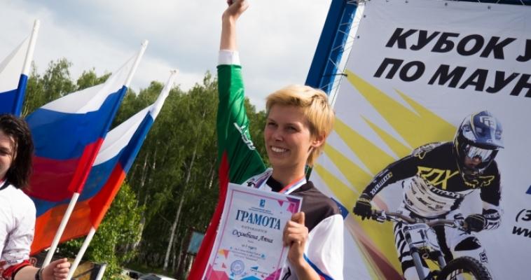 Два дня скорости и азарта. На ГЛЦ «Металлург-Магнитогорск» завершился этап Кубка Урала по маунтинбайку в дисциплине DownHill