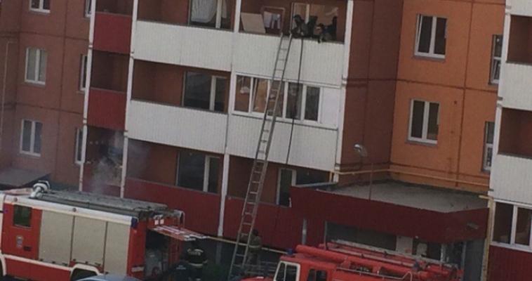 Пожарные выезжали на вызов, чтобы потушить матрац