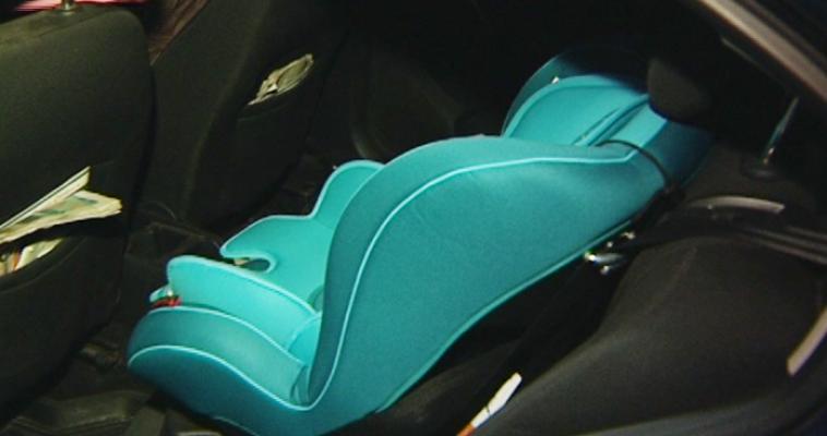 Магнитогорские водители продолжают пренебрегать безопасностью своих детей