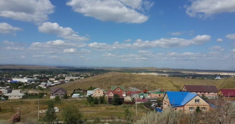 Жители сёл и деревень живут просторнее горожан