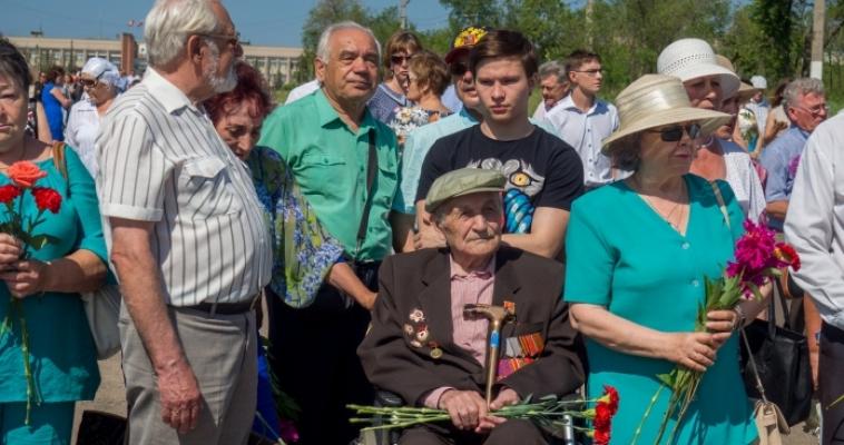 Сегодня День памяти и скорби. Значимую дату магнитогорцы отметили митингом