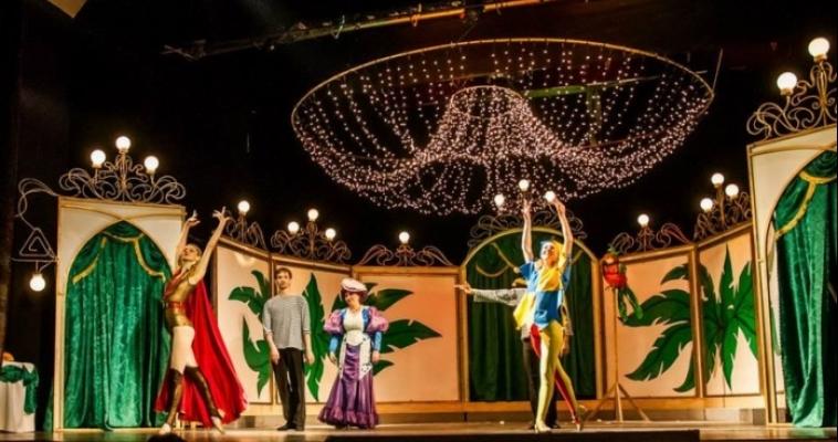 «Мистер Икс» в городе! В театре оперы и балета состоится представление одной из популярнейших оперетт