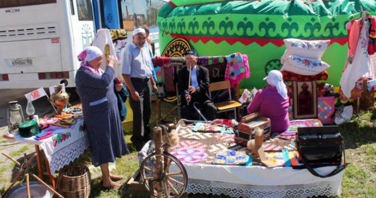 У соседей праздник! Кизильский район отметил свой 90-й день рождения