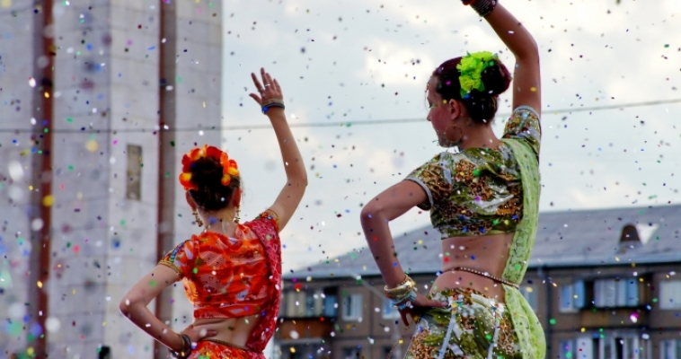 Ретро, джаз и уличные танцы – горожан приглашают на танцевальный марафон «Танцы у фонтана»