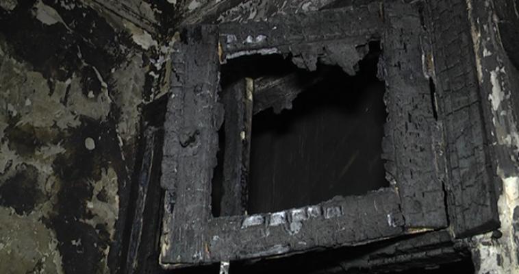 Две трети погибших на пожаре — мужчины