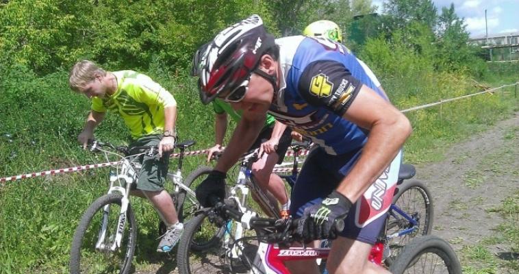 Велосипедный спринт