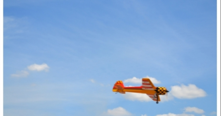 В городе пройдут соревнования по авиамоделированию