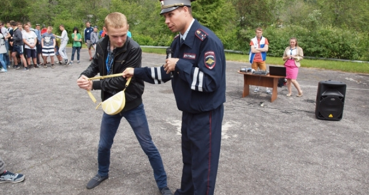 День безопасности в Горном ущелье