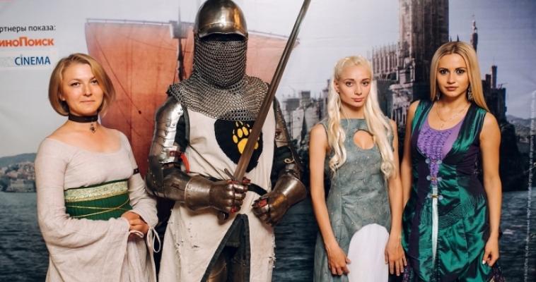 Более 12 000 человек посмотрели финал сезона  «Игры престолов» на большом экране