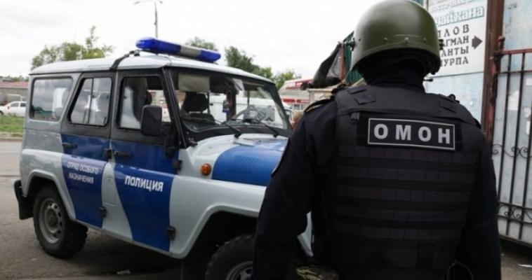 Полицейские вновь нашли нелегальных мигрантов