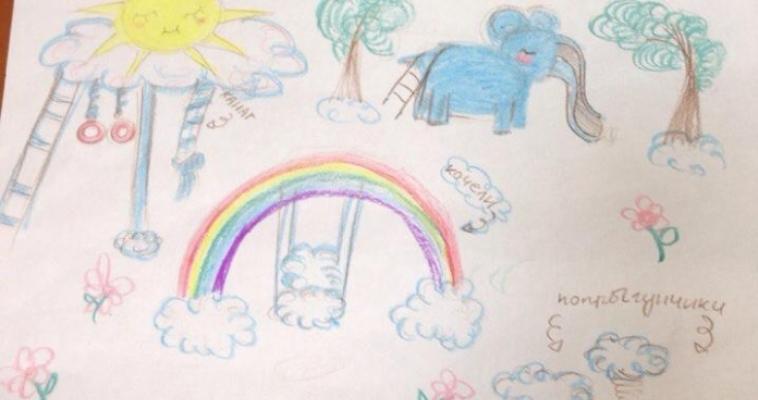 Стали известны победители детского рисунка «Яркое детство»