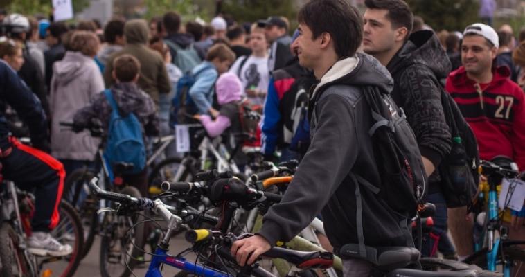 Традиционный велопробег длиной в 42 километра состоится в городе
