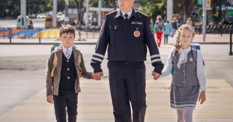 ГИБДД напоминает правила дорожного движения водителям и пешеходам
