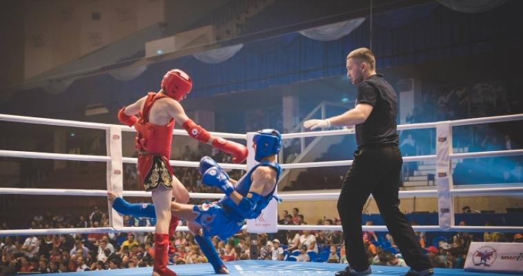 Две спортсменки из Челябинской области стали чемпионками России по тайскому боксу.