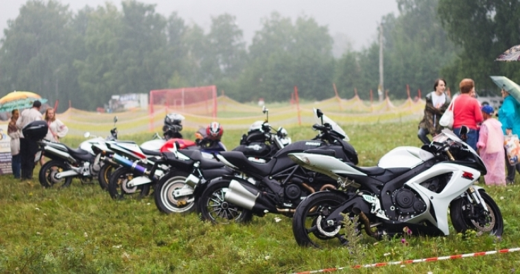 Продажи мотоциклов резко сократились