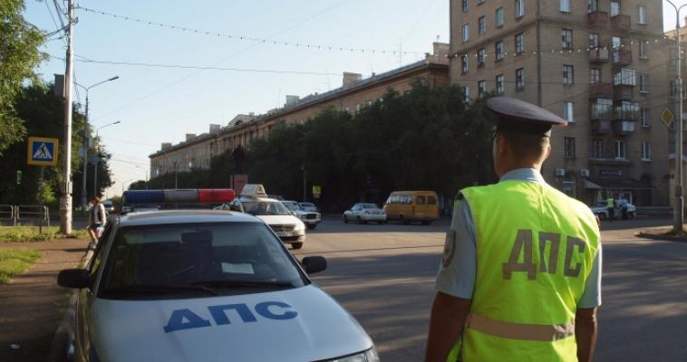 За один день более 160 водителей и пешеходов получили штрафы за нарушения