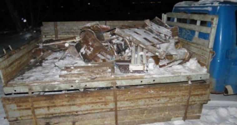 В суд направлено уголовное дело в отношении 18 «охотников» за металлом