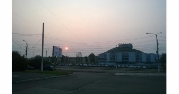 Причиной смога в Магнитогорске стали пожары в Красноярском крае, Сибири и Ямало-Ненецком автомном округе