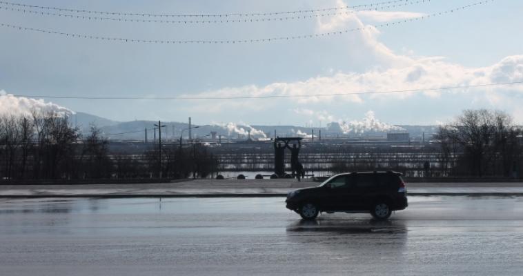 Дожди рассеют смог над городом