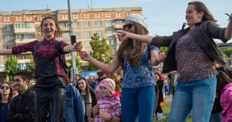 Молодежь отметит свой праздник гуляниями