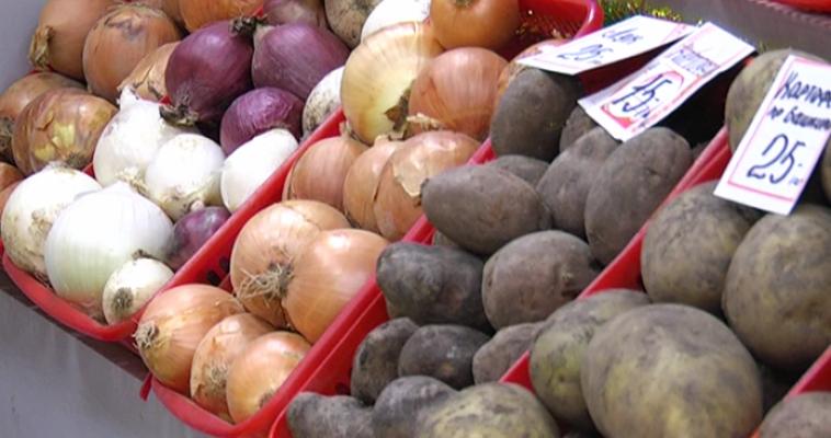 Овощи выросли в цене