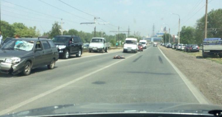 На улице Зеленцова сбили мужчину. ДТП произошло между проходными комбината